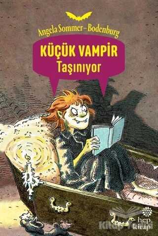 Hep Kitap - Küçük Vampir Taşınıyor
