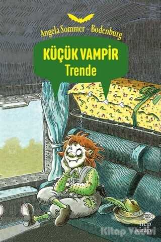 Hep Kitap - Küçük Vampir Trende