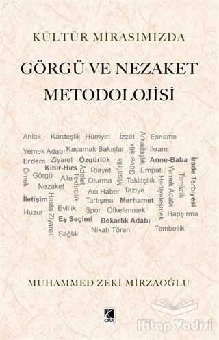 Çıra Yayınları - Kültür Mirasımızda Görgü ve Nezaket Metodolojisi