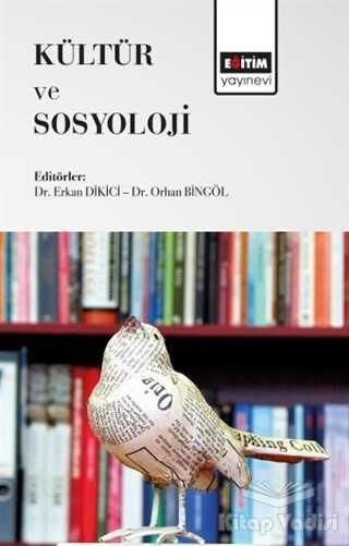 Eğitim Yayınevi - Ders Kitapları - Kültür ve Sosyoloji