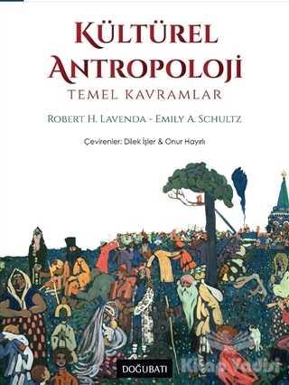 Doğu Batı Yayınları - Kültürel Antropoloji