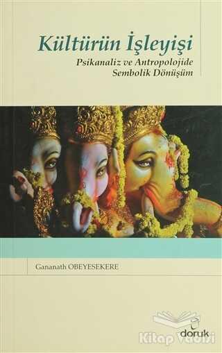 Doruk Yayınları - Kültürün İşleyişi