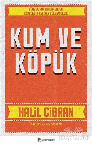 Sander Yayınları - Kum ve Köpük