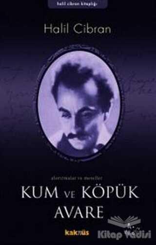 Kaknüs Yayınları - Kum ve Köpük Avare