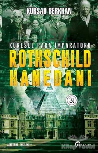 Eftalya Kitap - Küresel Para İmparatoru Rothschild Hanedanı