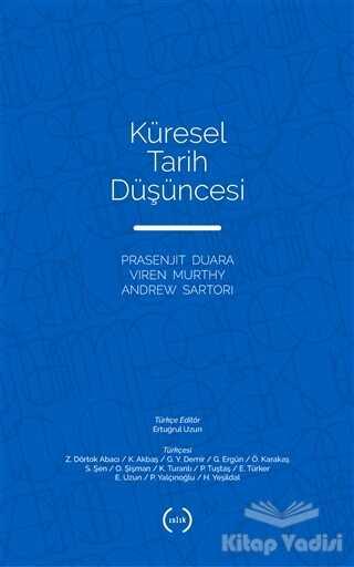 Islık Yayınları - Küresel Tarih Düşüncesi