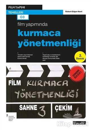 Literatür Yayıncılık - Kurmaca Yönetmenliği (Ekonomik Baskı)