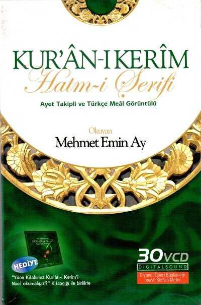 - Kurân-ı Kerîm Hatim Seti 30 VCD