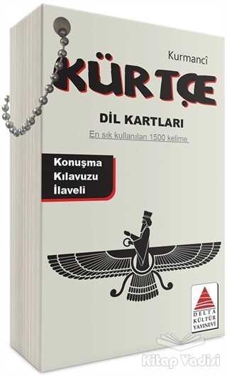 Delta Kültür Basım Yayın - Kürtçe Dil Kartları
