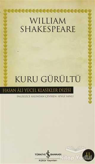 İş Bankası Kültür Yayınları - Kuru Gürültü