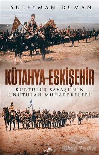 Kronik Kitap - Kütahya-Eskişehir