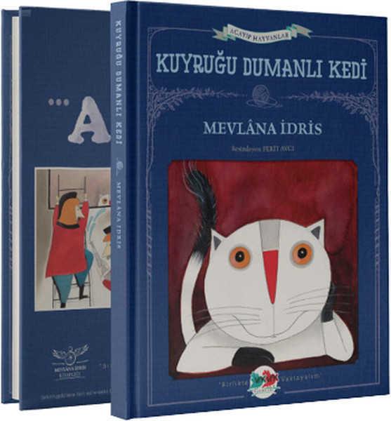 Kipat Yayınları - Kuyruğu Dumanlı Kedi / Mevlana İdris