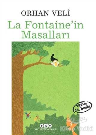 Yapı Kredi Yayınları - La Fontaine'in Masalları