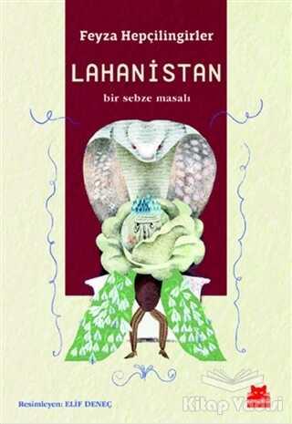 Kırmızı Kedi Yayınevi - Lahanistan