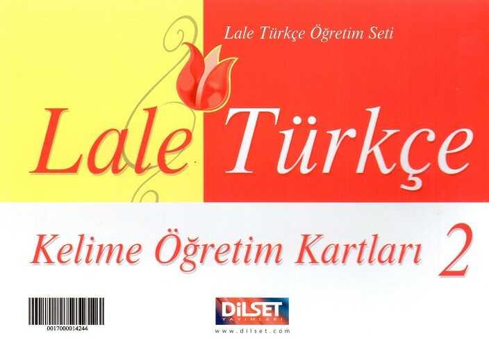 Dilset Lale Türkçe Eğitim - Lale Türkçe - 2 Kelime Öğretim Kartları