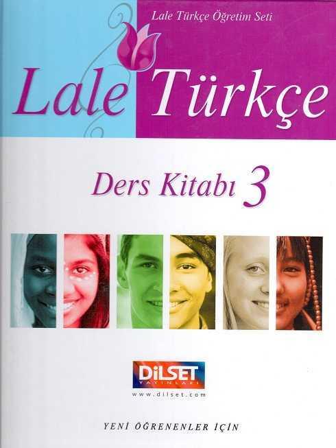 Dilset Lale Türkçe Eğitim - Lale Türkçe Ders Kitabı 3