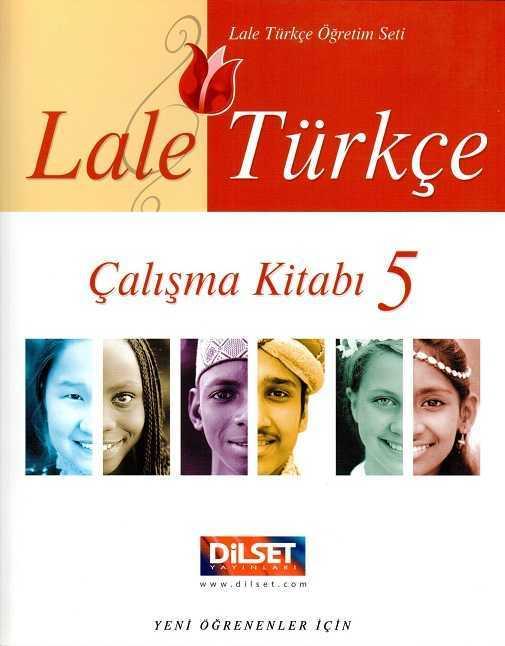 Dilset Lale Türkçe Eğitim - Lale Türkçe Çalışma Kitabı 5