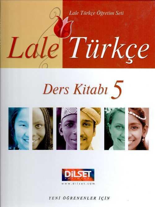 Dilset Lale Türkçe Eğitim - Lale Türkçe Ders Kitabı 5
