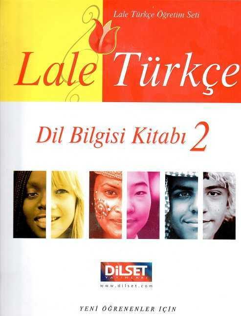 Dilset Lale Türkçe Eğitim - Lale Türkçe Öğretim Seti Dilbilgisi Kitabı-2