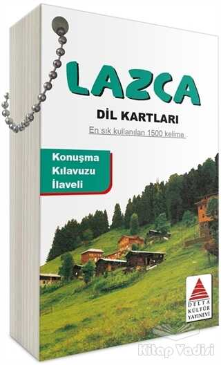 Delta Kültür Basım Yayın - Lazca Dil Kartları