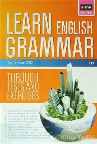 Eğitim Yayınevi - Learn English Grammar