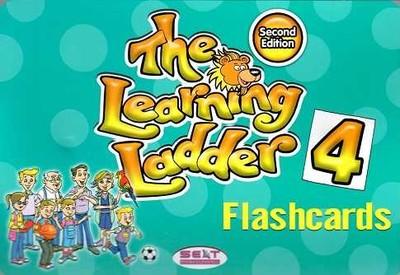 SELT PUPLISHING - learning ladder-4 80 colourful flashcards (second edition)