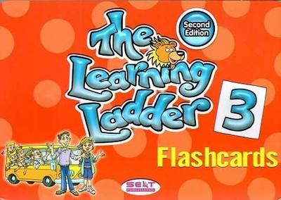 SELT PUPLISHING - Learning Ladder -3 77 colourful flashcards (second edition)