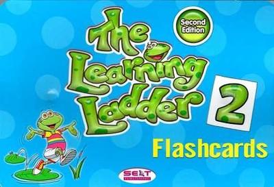 SELT PUPLISHING - Learning Ladder -2 95 colourful flashcards(second edition)