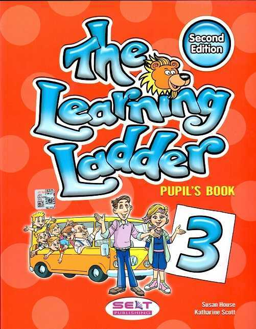 Learning Ladder 3 (Pupils Book).