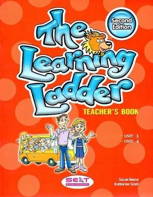 SELT PUPLISHING - Learning Ladder -3 Teacher´s book 2. Fasikül (second edition)