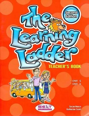 SELT PUPLISHING - Learning Ladder -3 Teacher´s book 3. Fasikül (second edition)