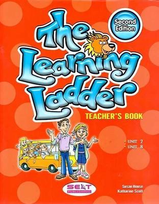 SELT PUPLISHING - Learning Ladder -3 Teacher´s book 4. Fasikül (second edition)