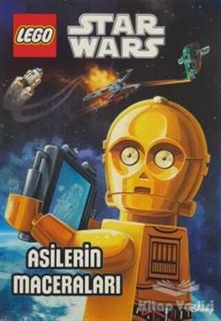 Doğan Egmont Yayıncılık - Lego Star Wars - Asilerin Maceraları