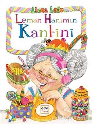 Nar Yayınları - Leman Hanım'ın Kantini