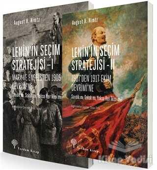 Yordam Kitap - Lenin'in Seçim Stratejisi (2 Cilt Takım)