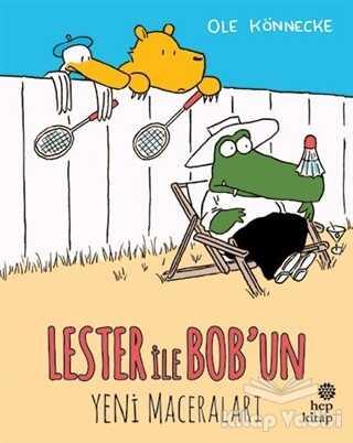 Hep Kitap - Lester ile Bob'un Yeni Maceraları