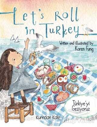 Kumdan Kale - Let's Roll in Turkey - Türkiye'yi Geziyoruz