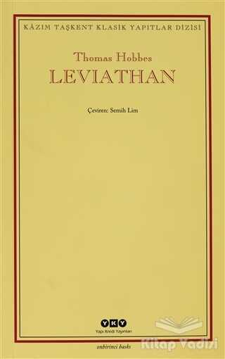 Yapı Kredi Yayınları - Leviathan