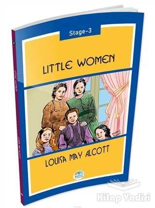 Maviçatı Yayınları - Little Women Stage 3