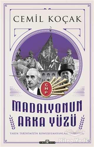 Timaş Yayınları - Madalyonun Arka Yüzü