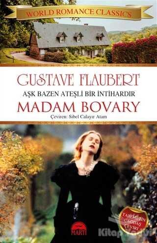 Martı Yayınları - Madam Bovary
