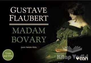 Can Yayınları - Madam Bovary (Mini Kitap)