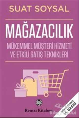 Remzi Kitabevi - Mağazacılık