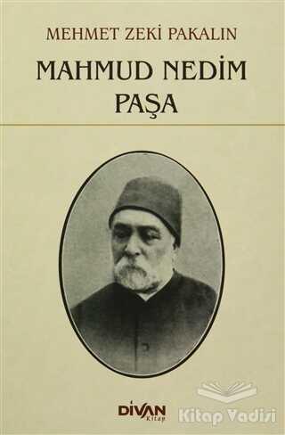 Divan Kitap - Mahmud Nedim Paşa