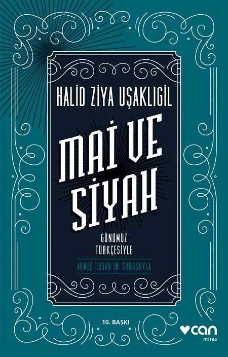 Can Yayınları - Mai ve Siyah (Günümüz Türkçesiyle)