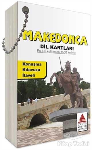 Delta Kültür Basım Yayın - Makedonca Dil Kartları