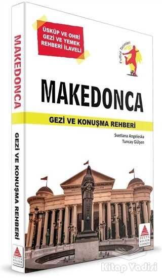 Delta Kültür Basım Yayın - Makedonca Gezi ve Konuşma Rehberi