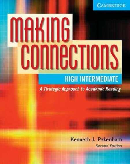 Cambridge University Press - Making Connections High Intermediate