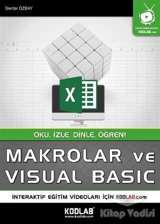 Kodlab Yayın Dağıtım - Makrolar ve Visual Basic 2019