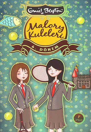 Artemis Yayınları - Malory Kuleleri - 6. Dönem